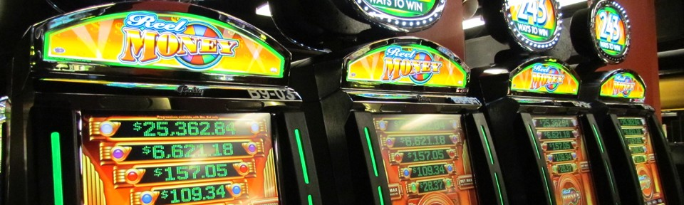 Games - Electronic Video Gaming Machines