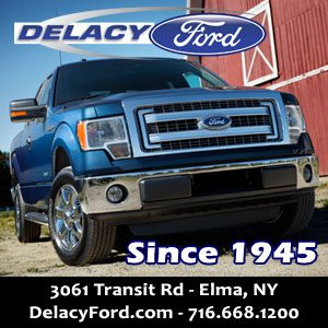 Delacy Ford, 3061 Transit Rd., Elma, NY