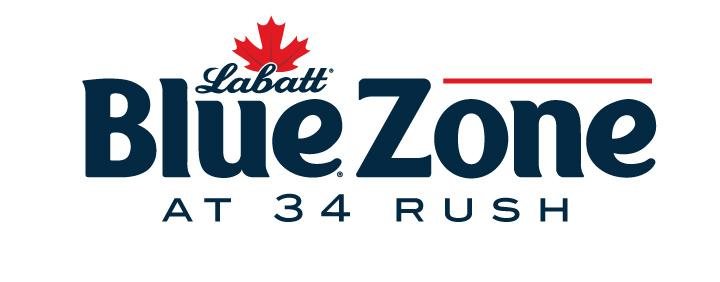 Labatt Blue Zone at 34 Rush | Batavia Downs Gaming & Hotel