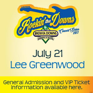 Purchase Tickets to Batavia Downs Events