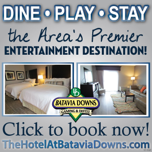 The Hotel at Batavia Downs